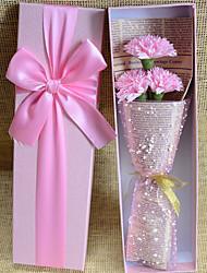 Fleurs de mariage Noué à la main Roses Décorations Mariage Fleur séchée Env.26cm