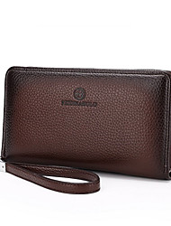 Men Cowhide Formal / Casual / Professioanl Use Wallet