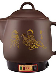 Qidewang Проводной Others Intelligent decoction pot boil medicine pot boiled medicine Бежевый