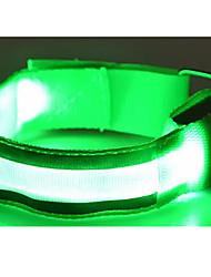 два упакованы для продажи привели светоотражающие повязки привело повязкой