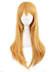 ms perruque blonde de la série de danse de l'épée Anime perruque cosplay