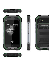 "Blackview BV6000S 4.6 "" Android 6.0 Smartphone 4G (SIM Dual Quad Core 13 MP 2GB + 16 GB Negro / Verde / Naranja)"