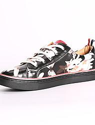 Femme-Décontracté-NoirOthers-Sneakers-Cuir
