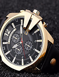 Relogio Masculino CURREN Men Watches Luxury Popular Brand Watch Man Big Dial Quartz Gold Watches Men Clock Men's Watch
