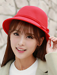 Autumn And Winter New Hat Korean Woolen Small Elegant Hat