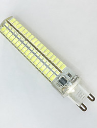 12W G9 / G4 / E12 / E17 / E11 / BA15D Ampoules Maïs LED T 136LED SMD 5730 900LM lm Blanc Chaud / Blanc Froid Décorative V 1 pièce