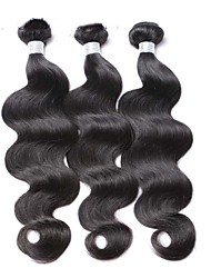 8A Malaysian Virgin Hair Malaysian Body Wave Hair Weaves 3 Bundles Human Hair Extensions Tangle Free
