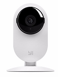 XiaoMi Yi Home Security Camera 720P Smart Webcam Night Vision IP Camera 4x Digital Zoom Home Safety