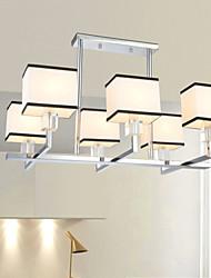 5 Lámparas Colgantes ,  Moderno / Contemporáneo Campestre Galvanizado Característica for Cristal Los diseñadores MetalSala de estar