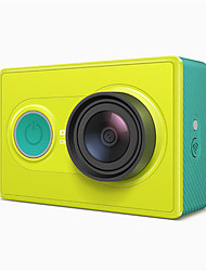 Xiaomi Xiao Yi Action cam / Sport cam 16MP 4608 x 3456 Wi-fi Bluetooth 60fps 120fps 30fps 24fps 240fps 10x 0 No CMOS 32 GBMPEG-4 Formato