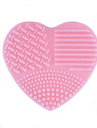 горячей продажи дешевой цене красоты чистящая щетка яйцо макияж личный мытья инструментов макияжа щетки для чистки