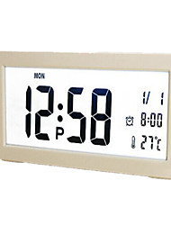 Large Screen Alarm Clock
