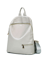 Women Sports Casual Backpack PU