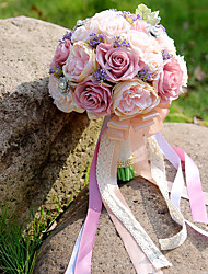Wedding Flowers Wedding Bouquet Keepsake Bouquet Bridal Bouquet Blush Pink And Light Purple Hydrangea With Blush Coral Roses Wedding Bouquet