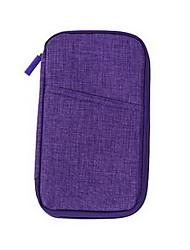 Viagem Bolsa de Viagem / Porta-Documento / Capa para Passaporte / Porta Documentos Organizadores para Viagem Selado Poliéster