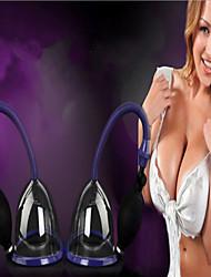 Грудь массажер Руководство Давление воздуха Увеличение груди Переносной силиконовый 1