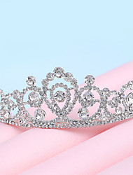 Women's Alloy / Imitation Pearl Headpiece-Wedding / Special Occasion / Casual Tiaras / Headbands / Hair Claws 1 Piece