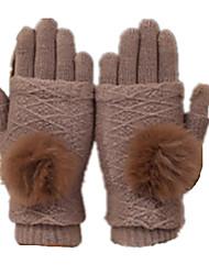 сенсорный экран перчатки (хаки)