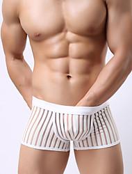 Culotte Sous-vêtements Ultra Sexy / Sous-vêtements Moulants Polyester Homme