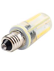 5W E11 Ampoules Maïs LED T 80 SMD 3014 450 lm Blanc Chaud / Blanc Froid Gradable / Décorative AC 100-240 / AC 110-130 V 1 pièce