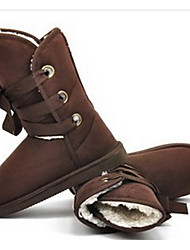 Women's Boots Winter Others Other Animal Skin Casual Black / Coffee / Camel / Beige Others