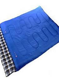 Спальный мешок Прямоугольный Двуспальный комплект (Ш 200 x Д 200 см) 10 Пух50 Походы Путешествия В помещенииВодонепроницаемый