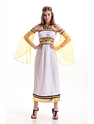 Court Costume Festival/Holiday Costumes Sleeves / Headwear Dress Female Polyester