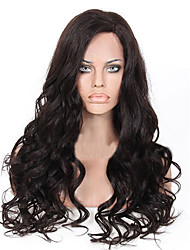 150% Density 10-30Inch 100% Brazilian Remy Human Hair Wig Body Wave Glueless Lace Front Wigs