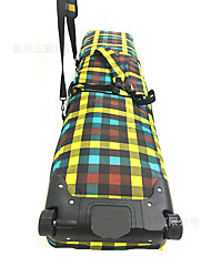 SNOWPOWER Unisexe Multifonctionnel 30L L Packs de Surf des neiges et Ski Jaune Vert clair