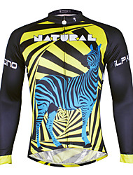 Ilpaladin Sport Men Long Sleeve Cycling Jerseys  CX725