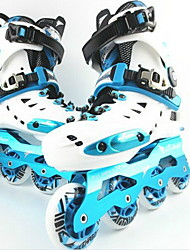 Inline Skates Breathable Outdoor PU PVC Leather