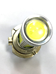 20X H7 LED Headlight Bulb 35W COB LED Headlamp 5 Side Lighting H7 LED Fog Bulb White Color