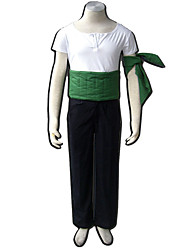 One Piece Cosplay Costumes Top / T-shirt /Pants  /Belt Male