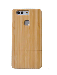 CORNMI For Huawei P9 Plus P9 P8 Wood Bamboo Cover Case Cell Phone Wooden Houising Shell Protection