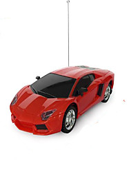 Car Racing 1001 1:18 Brushless Electric RC Car 2.4G Red Ready-To-Go