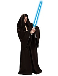 star battle Costume Jedi Super Deluxe Adult Robe Costumes Men Warrior Costume