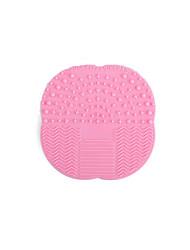 almofada limpa ferramentas pad beleza maquiagem nova lavagem de silicone mat maquiagem escova lavadores limpas silicone otário lavagem