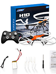 Drone RC JRC H10 2CH 2 Axis 2.4G RC Quadcopter One Key To Auto-Return / 360°Rolling / Ground StationRC Quadcopter / Remote