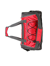 Dog Carrier & Travel Backpack Pet Carrier Portable Red Nylon