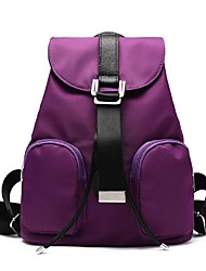 M.Plus® Women's Fashion Solid Nylon Backpack