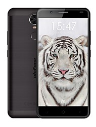 "ULEFONE Tiger 5.5 "" Android 6.0 Smartphone 4G ( Double SIM Quad Core 13 MP 2GB + 16 GB Noir / Gris / Doré )"