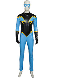 Cosplay Costumes /Black Lightning   Halloween Cosplay Costume Full Set