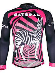 Ilpaladin Sport Men Long Sleeve Cycling Jerseys  CX729