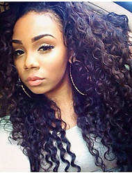 Lace Front Wigs Deep Wave Human Hair  For Women Style