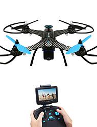 Drone JJRC X1G 4 Canaux 6 Axes 5.8G Avec Caméra HD 2.0MP Quadrirotor RCFPV / Eclairage LED / Failsafe / Vol Rotatif De 360 Degrés / Accès