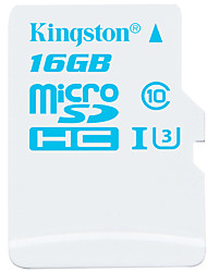 Kingston 16GB Micro-SD-Karte TF-Karte Speicherkarte UHS-I U3 Class10 Action Camera