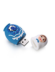 uma boneca de USB3.0 flash drive de 64GB disco flash