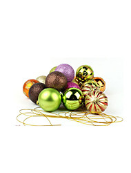 Holiday Jewelry Light Purple / Purple / Brown / Golden / Green Cosplay Accessories Christmas