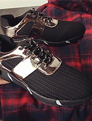 Homme-Sport-Noir / OrConfort-Chaussures d'Athlétisme-Tissu