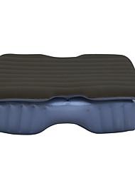 2016 la venta de la tapa del coche del asiento trasero de la funda del colchón de aire del coche cama de viaje inflable cama de aire